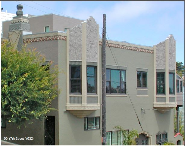 Modern Architecture Ornament san francisco modern architecture – a survey of styles | rob costabile
