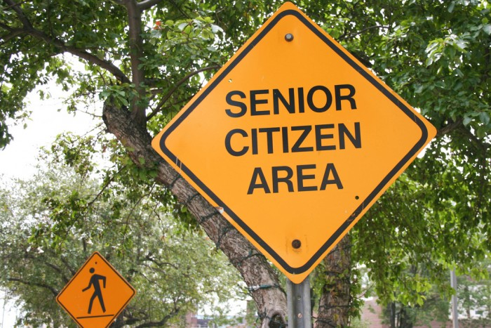 Senior citizens