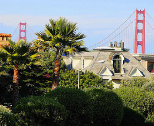 San Francisco: Home to America's Happiest Homeowners